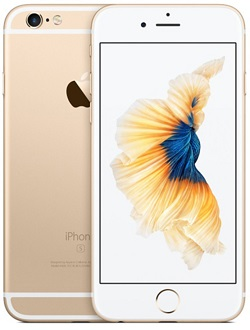 iPhone 6S 128GB VZW Gold