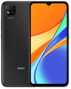Xiaomi Redmi 9C 64GB Grey New