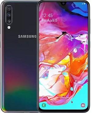 Samsung A705w A70 64GB Black CPO