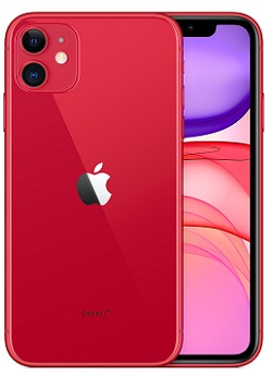 iPhone 11 64GB VZW Red B Stock