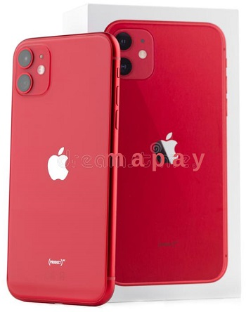 iPhone 11 64GB VZW Red | Certified Pre-Owned