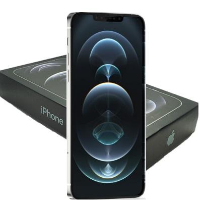 iPhone 12 Pro Max 5G 256GB Silver CPO