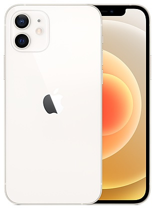 iPhone 12 5G 64GB VZW White A Stock