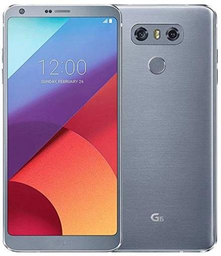 LG G6 | H872 32GB Ice Platinum New