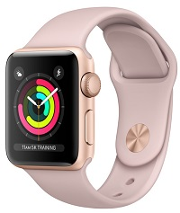 Apple Watch Series 3 GPS + Cellular (38mm) Pink A Stock