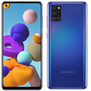 Samsung A21s | A217gds 64GB Blue New