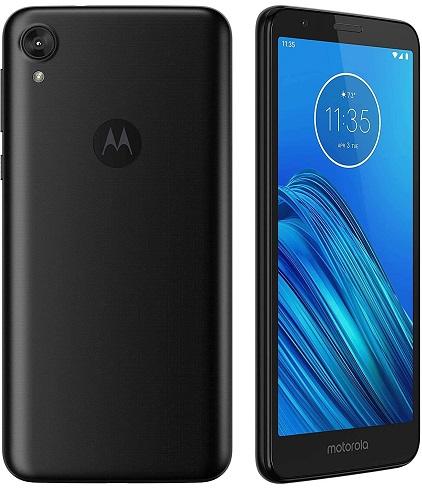 Motorola E6 | XT2005-5 16GB Black A Stock