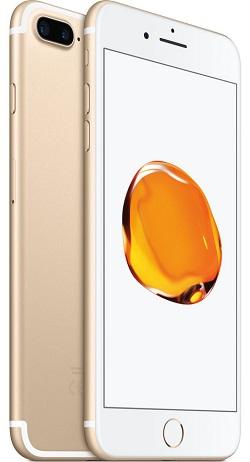 iPhone 7 Plus 256GB VZW Gold