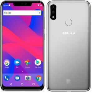 BLU V0310ww 64GB Vivo XI+ Silver New