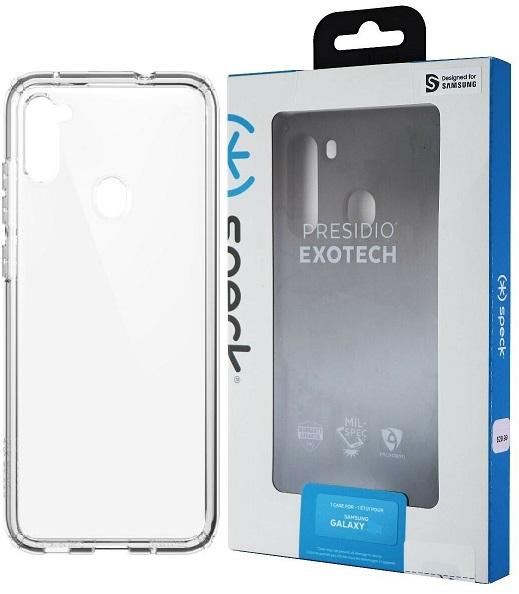 Speck Presidio Case for Samsung A11 - Clear