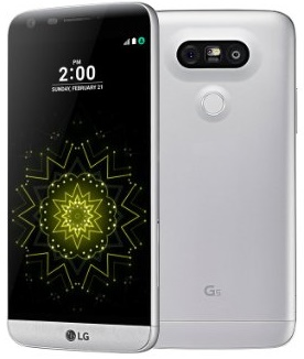 LG VS987 32GB G5 Silver