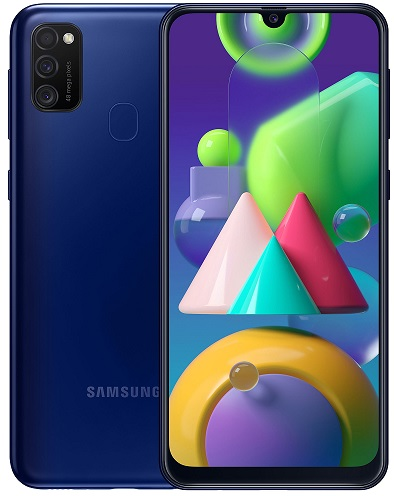Samsung M21s Dual SIM 64GB Blue N