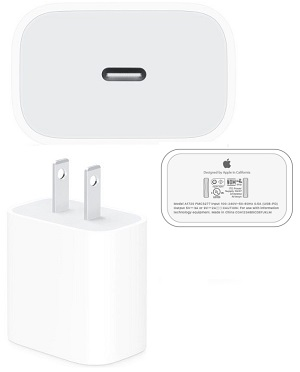 Apple A1720 18W OEM Power Adapter
