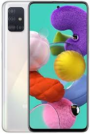 Samsung A51 | A515fds 128GB White - New