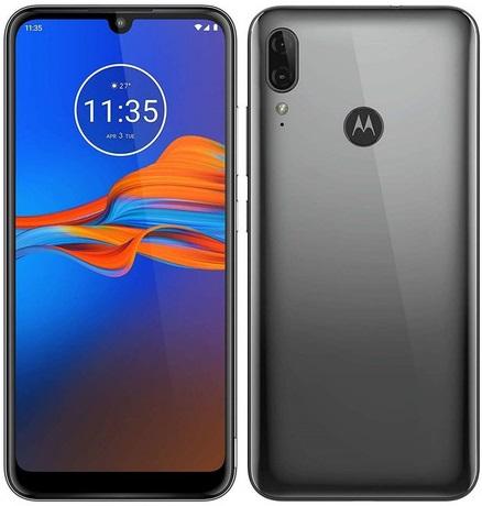 Motorola e6s | XT2053-2 32GB Grey New + FREE Case