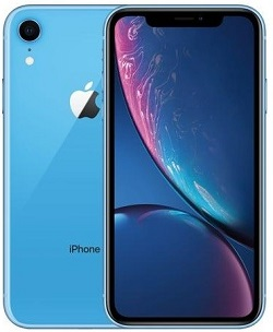 iPhone XR 128GB VZW Blue A Stock