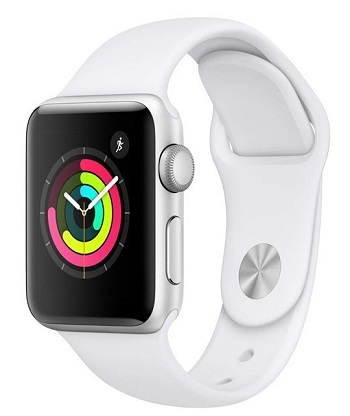Apple Watch Series 3 GPS (38mm) White A Stock