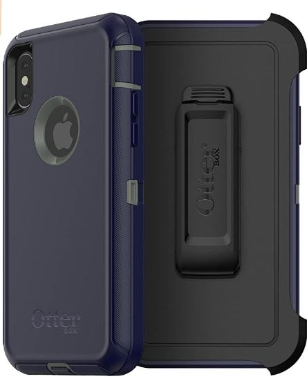 OtterBox Defender for iPhone X/Xs Blue