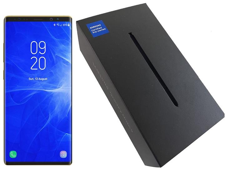 Samsung Note9 N960U 128gb - Blue
