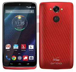 Motorola XT1254 32GB Droid Turbo Red