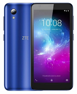 ZTE Blade L8 32GB Blue New