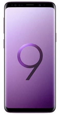 Samsung G965u 64gb S9+ Purple