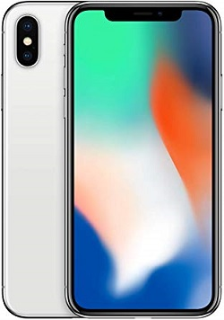 iPhone X 256GB VZW Silver