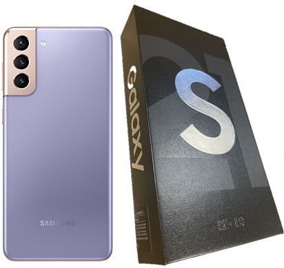 Samsung S21 Plus 5G | G991Bds 256GB Violet New