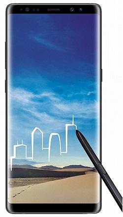 Samsung N950U 64GB Note 8 Black