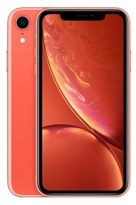 iPhone XR 128GB VZW Coral A Stock