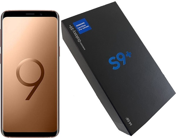 Samsung S9+ G965u 64gb Bronze A Stock