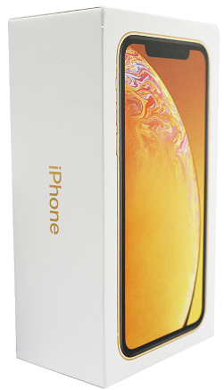 iPhone XR 128GB VZW Yellow New in OEM Box