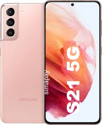 Samsung S21 5G | G991Bds 128GB Pink New