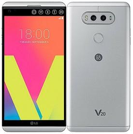 LG VS995 64GB V20 Silver