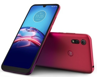 Motorola e6i | XT2053-5 32GB Pink New + FREE Case