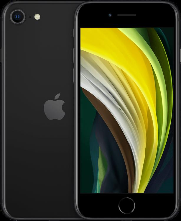 iPhone SE (2020) 128GB VZW Black - A Stock