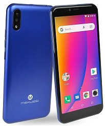 Maxwest Nitro 5P LTE Blue New
