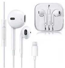 Apple A1748 Earpods OEM White - New