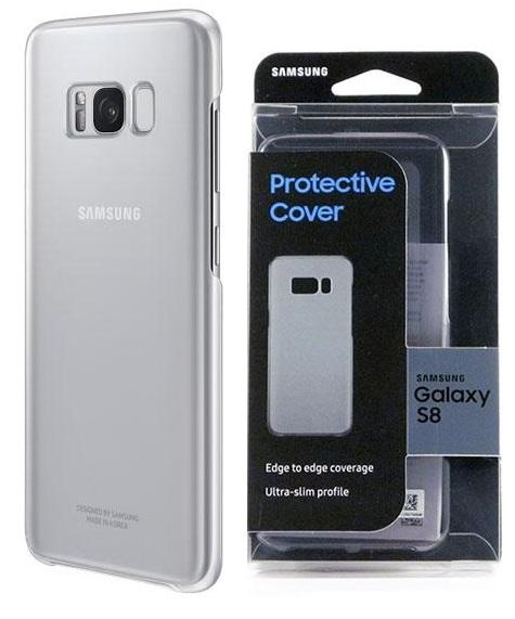 Samsung G955u S8+ Case OEM - Silver