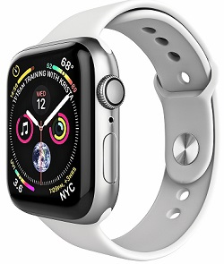 Apple Watch Series4 GPS+Cell 40mm - Sport Band