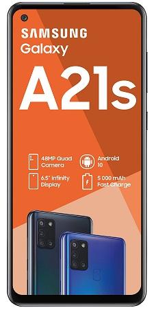 Samsung A21s | A217gds 32GB Black New
