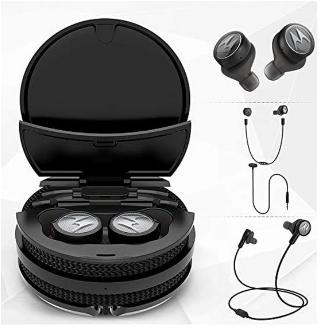 Motorola SH055bk Tech3 Smart (3in1) True Wireless