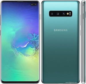 Samsung S10+ G975u 128GB Green
