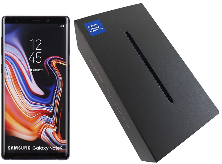 Samsung Note9 N960u 128GB Purple