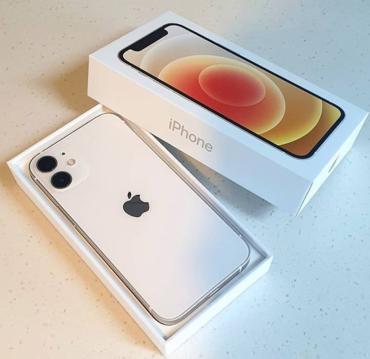 iPhone 12 Mini 5G 64GB White | CPO