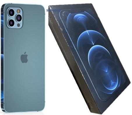 iPhone 12 Pro Max 5G 128GB Blue CPO
