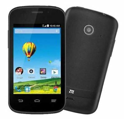 ZTE Z677t Zinger Black New