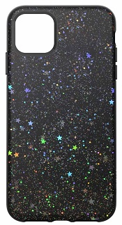 WildFlag Case for iPhone12  - Silver Stars