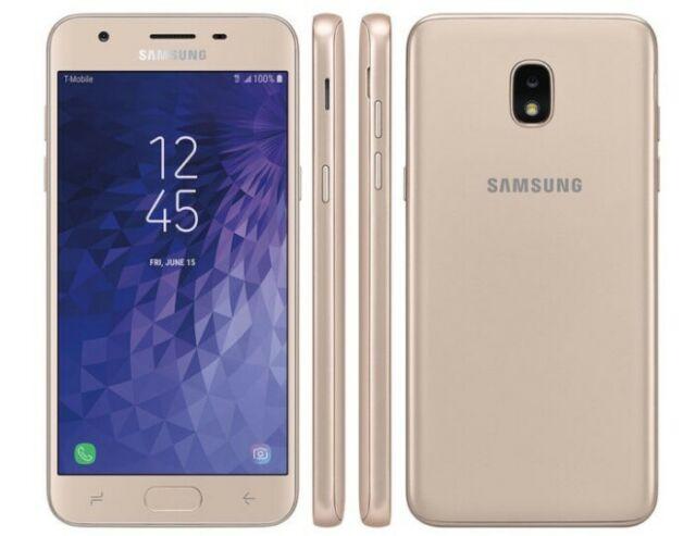 Samsung J337T 32GB J3 Star Gold