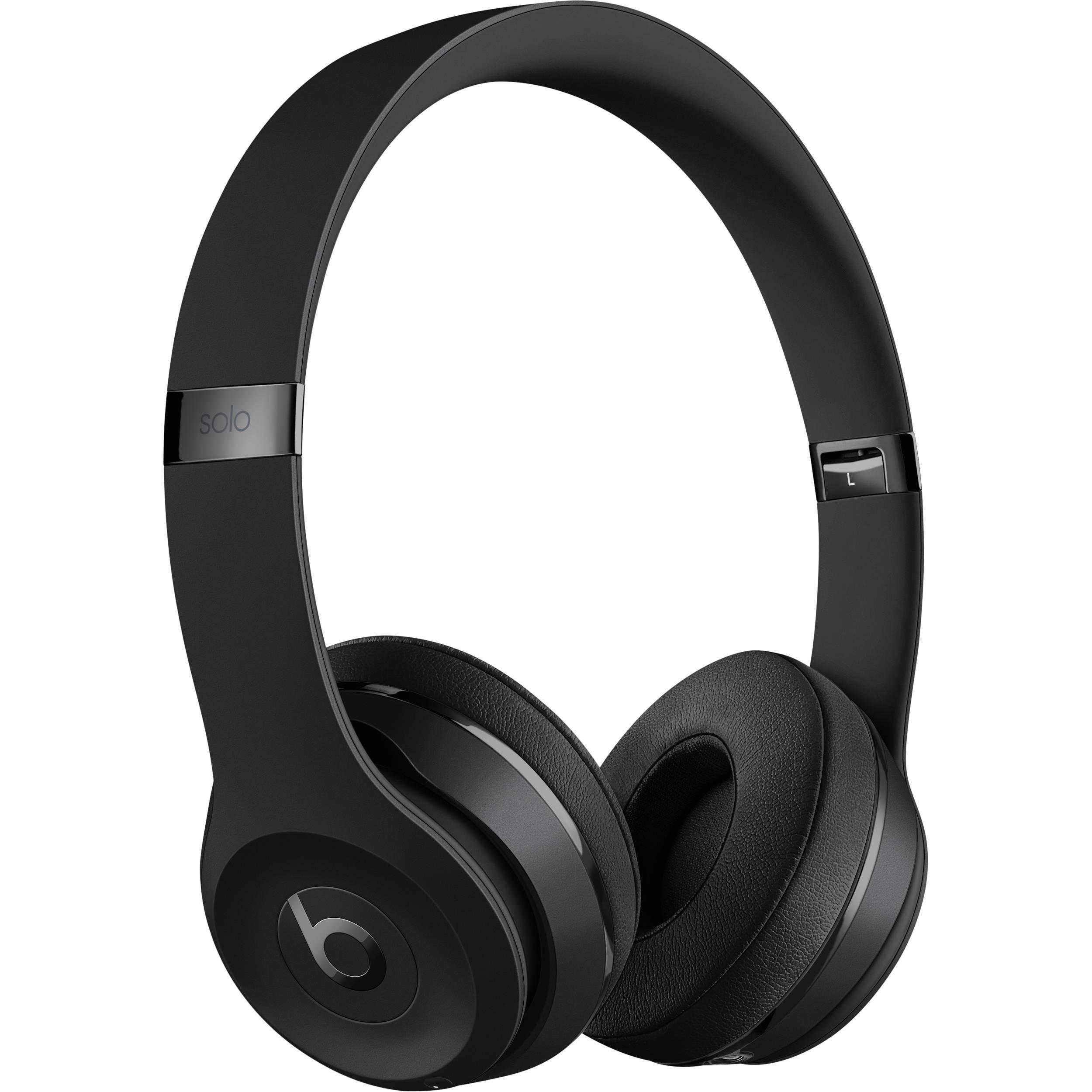 Apple Beats Solo 3 Black